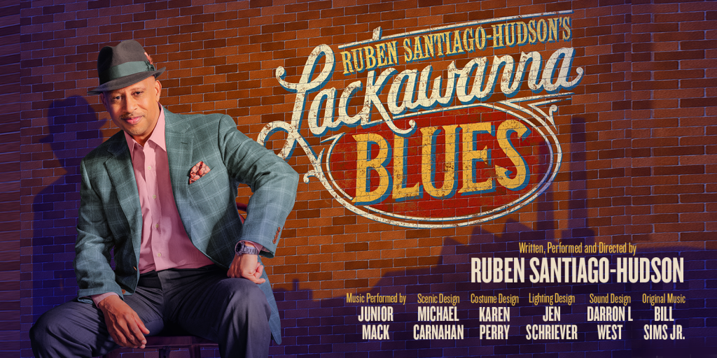 Berita Teater 2021: Ruben Santiago-Hudson Lackawanna Blues
